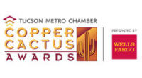 tucson metro chamber copper cactus awards